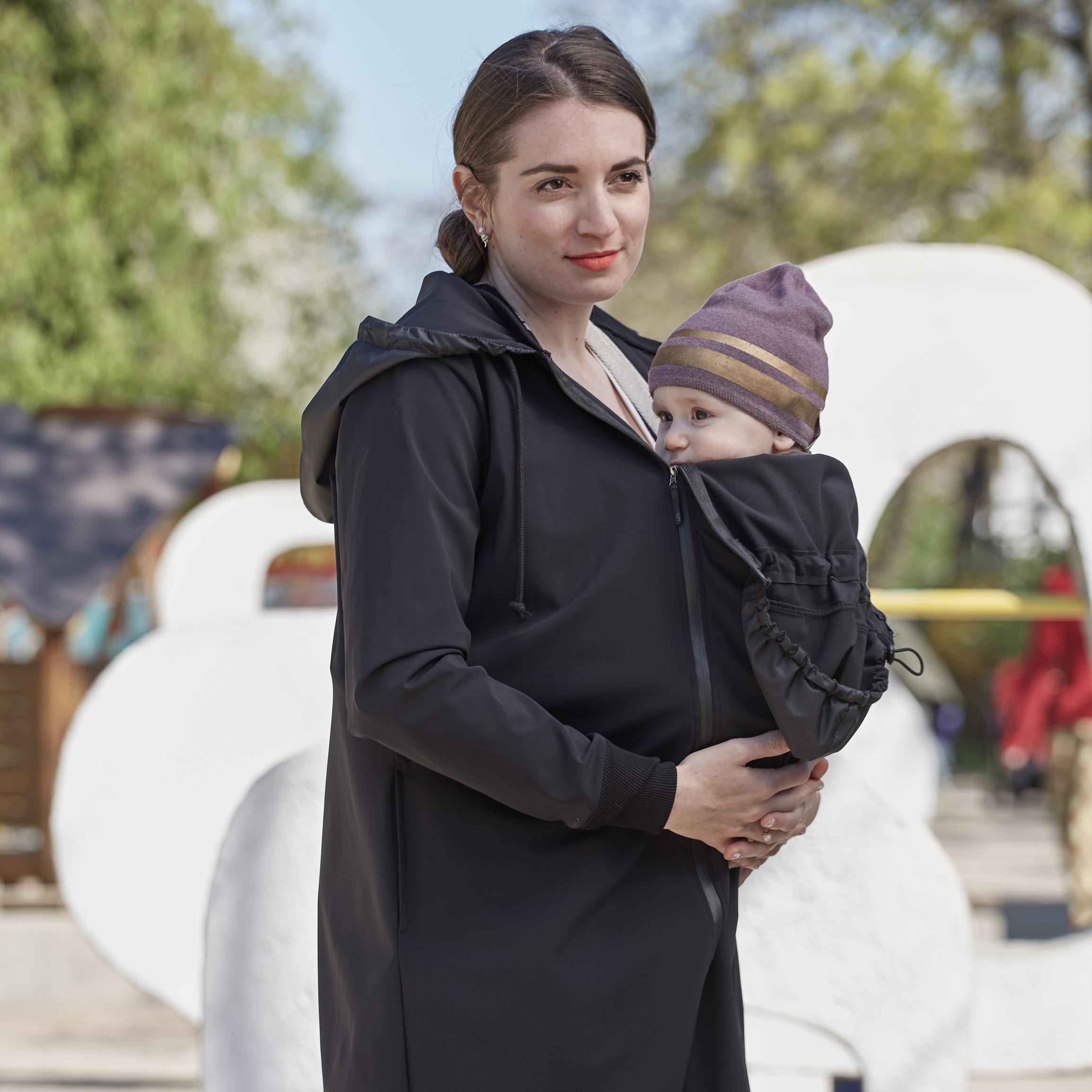 Nepromokava nosici bunda, Mama by Segra